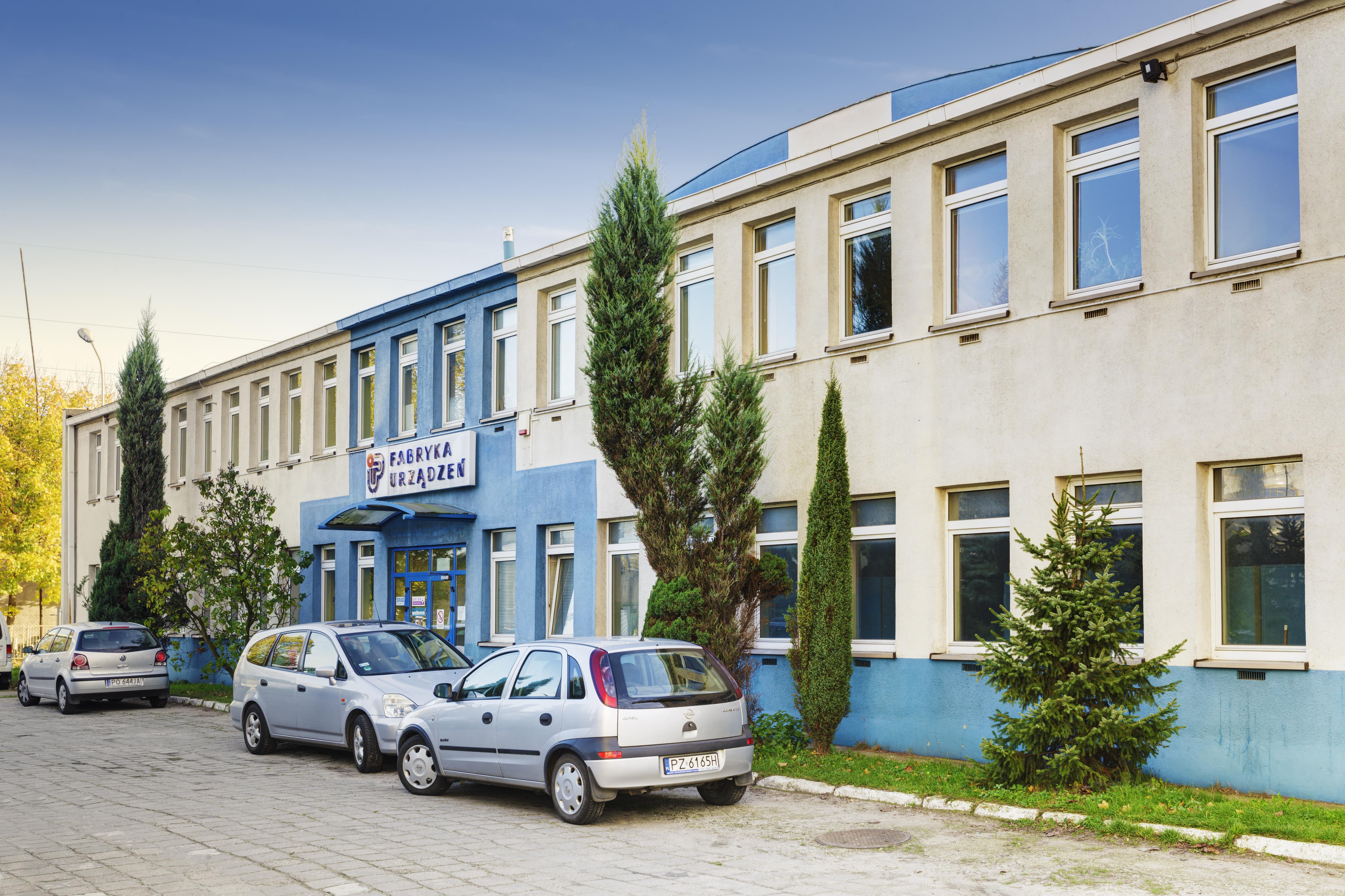 Biura - Hallera Poznań